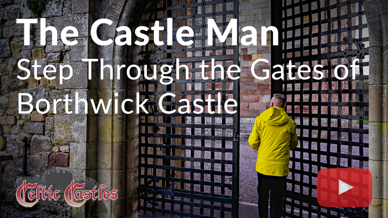 The Castle Man visits Borthwick Castle