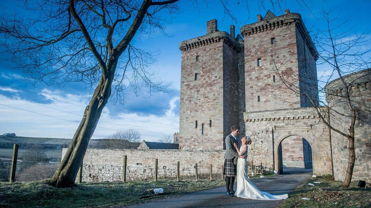 Get married at Borthwick Castle