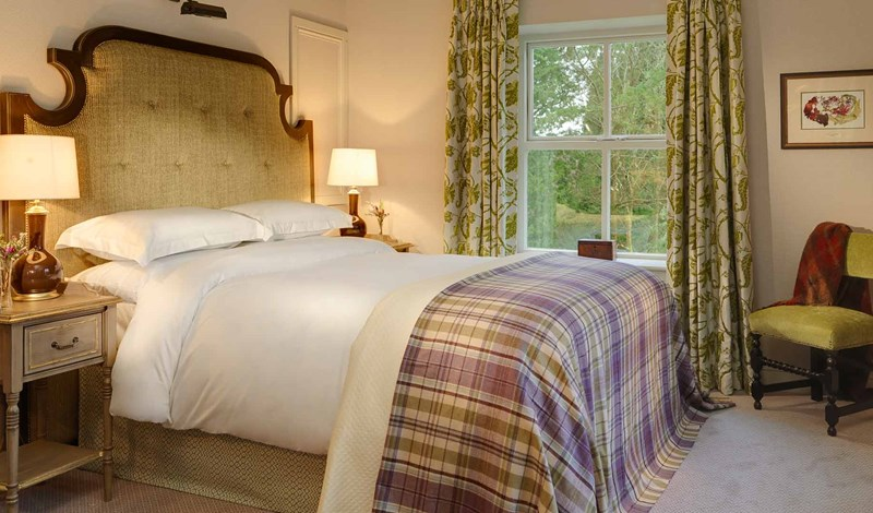 Classic Room at Ballynahinch Castle