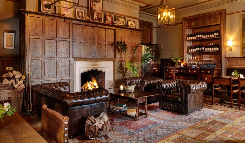 Ranji's Room at Ballynahinch Castle