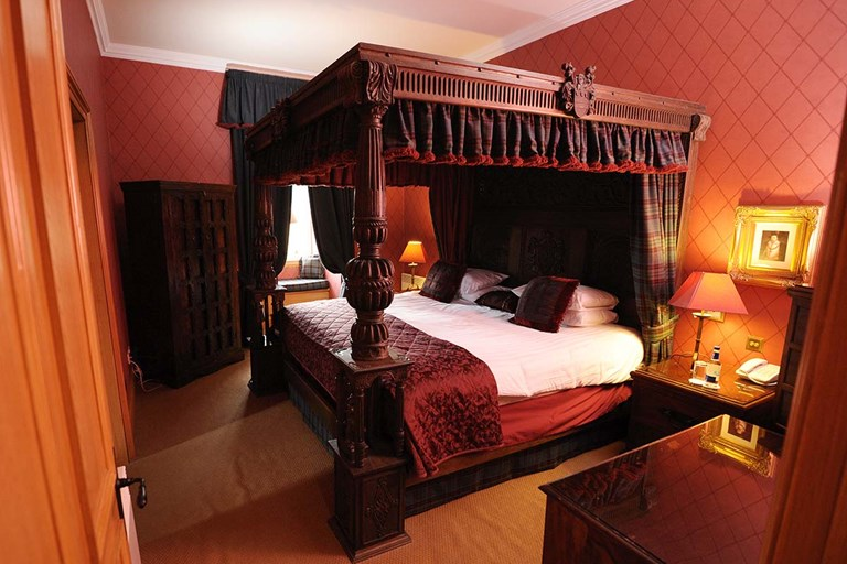 Mary Queen of Scots Themed Suite
