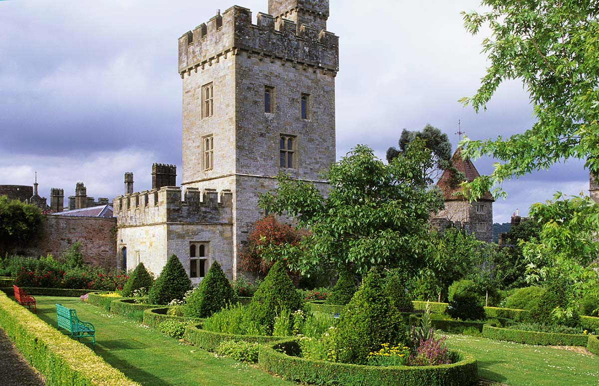 Exterior: Luxury Irish Exclusive Use Castle