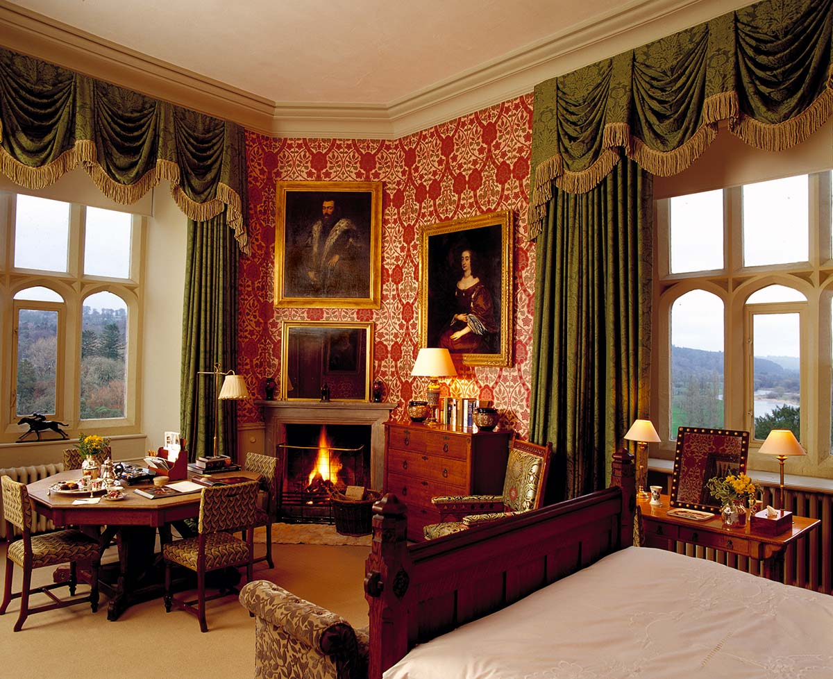 lismore castle - luxury irish exclusive use castle