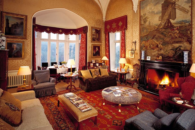 Lismore Castle Interior 5