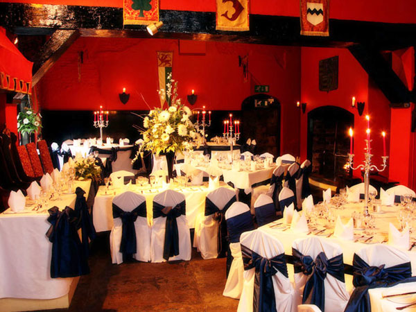 Weddings At Ruthin Castle