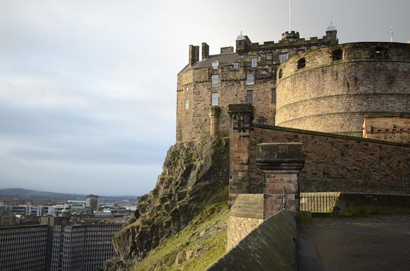 Top 5 Attractions in Edinburgh