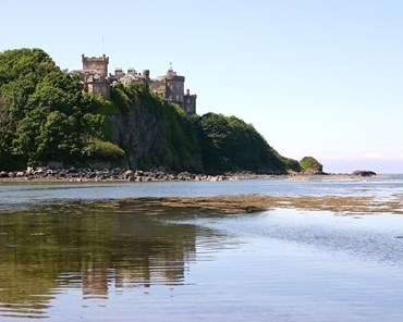 Just the Two of Us Wedding Package at Culzean Castle