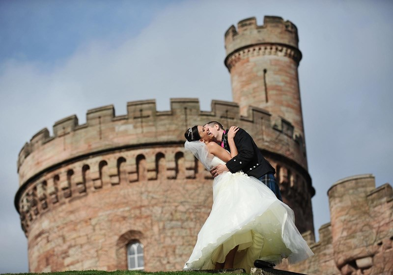 Can I Rent a Castle for a Wedding?