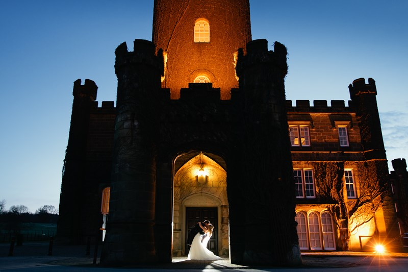 Intimate Castle Weddings for Two
