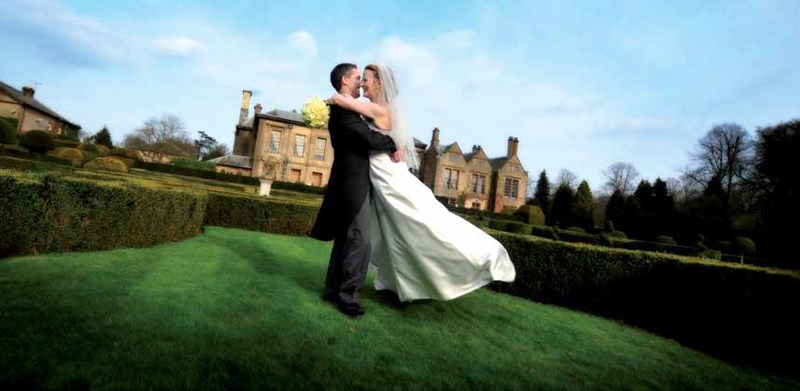 Why Get Married in a Castle?