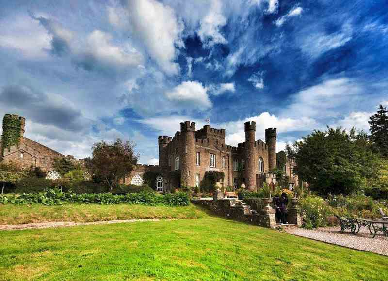 Family Christmas Breaks in the UK - Augill Castle
