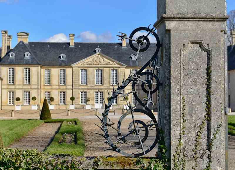 Castle Spa Breaks - Château d'Audrieu