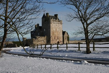 Celebrate Christmas at Ackergill Tower 2017
