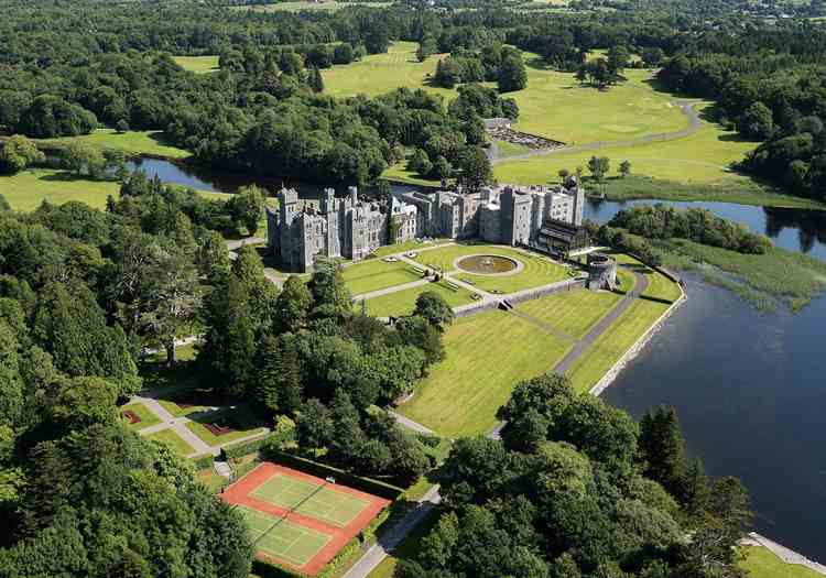 Castle Hotels In Ireland The Best Castles To Stay In Ireland