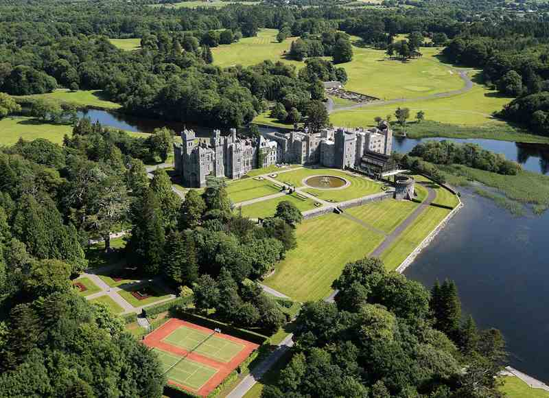 Castle Spa Breaks - Ashford Castle