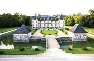 Celebrate NEW YEAR at Château de Bourron 2016