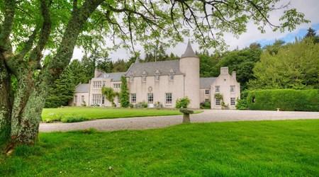 Candacraig Castle
