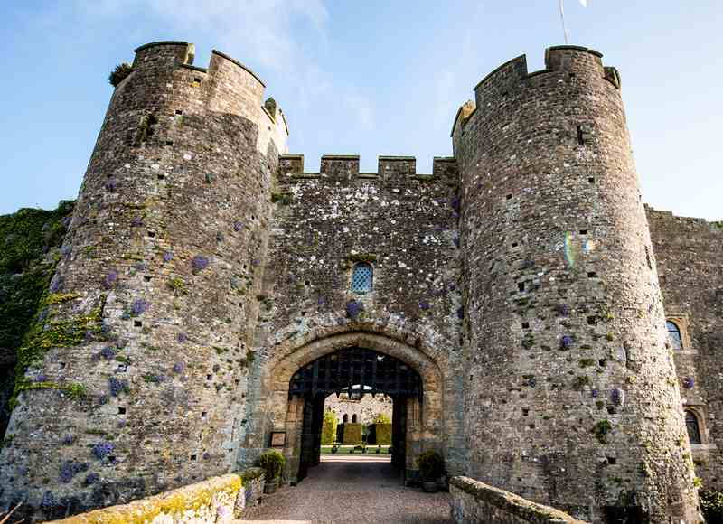 5-Star Castle Breaks - Amberley Castle