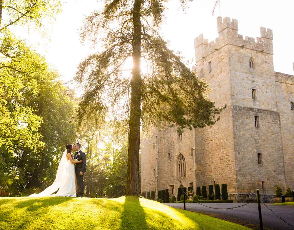 Castle Wedding For Two Packages