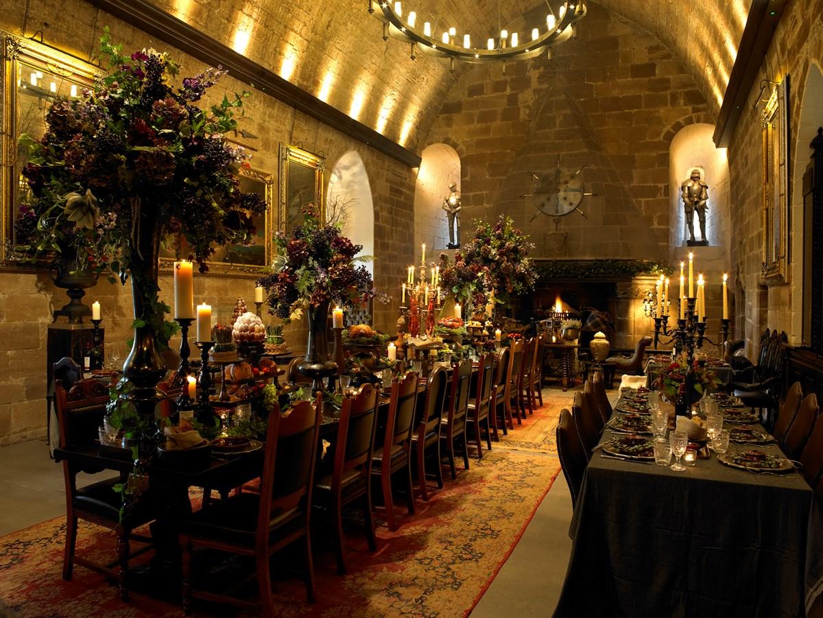 15th Century Luxury Edinburgh Castle