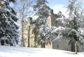 Christmas in a Castle England