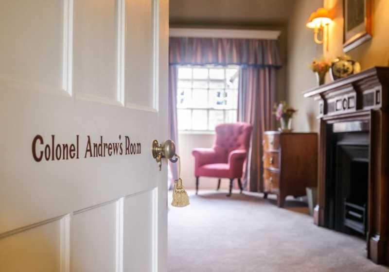 Colonel Andrew's Room 1