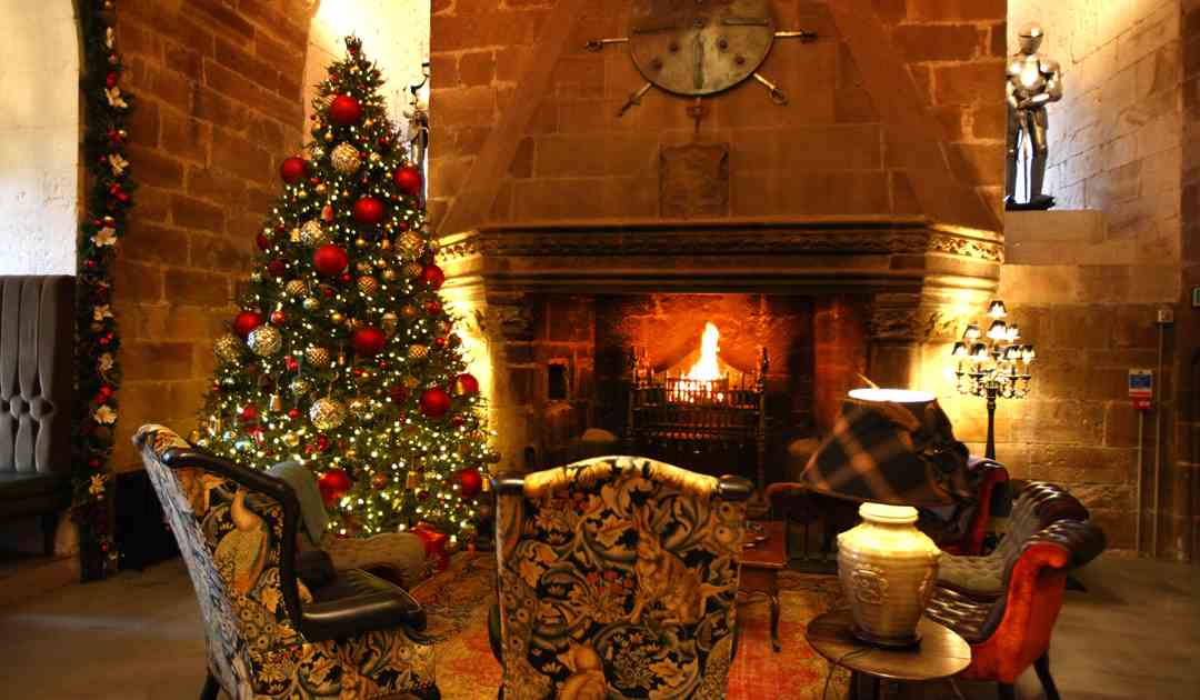 Christmas In Scotland 2020 Book a Castle for Christmas