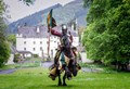 Traquair Medieval Fayre in the Scottish Borders