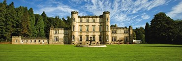 Melville Castle Wedding Package for Two - Just £695!