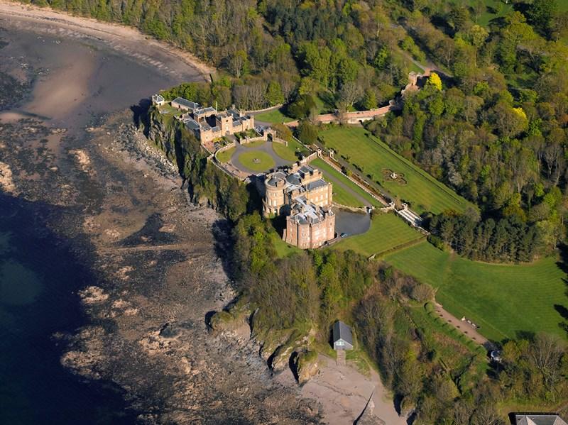 Castle Tour of West Coast of Scotland