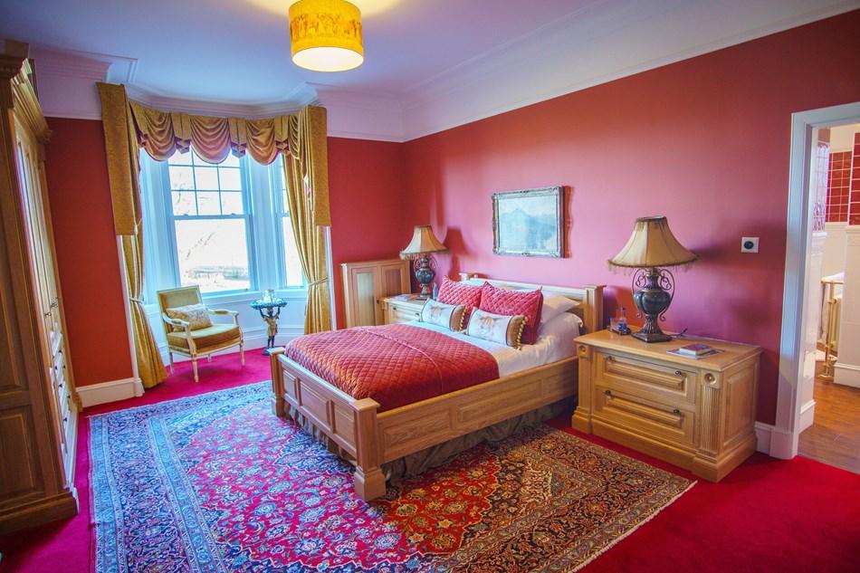 The Glenfiddich Suite
