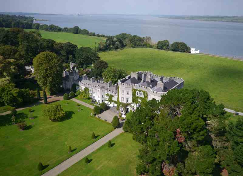 50th, 60th, 70th Birthday Venues - Glin Castle