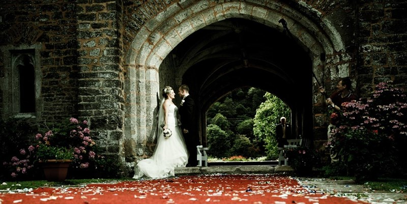 Top Five English Castles to Tie the Knot!