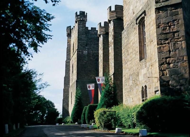 Hallowe'en Event in a Castle