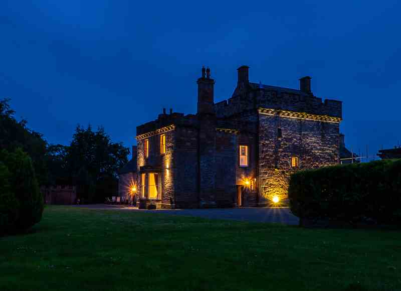 Castles To Rent For Small Groups - Brackenhill Tower
