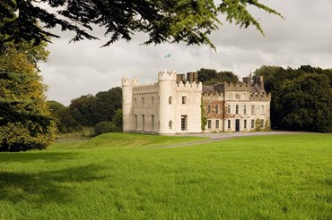 Celebrate New Year at Ballinlough Castle 2017