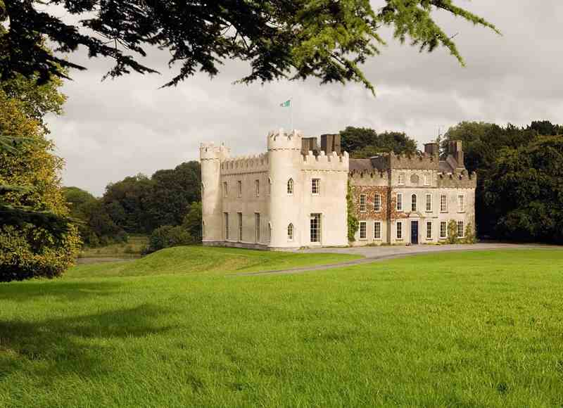 50th, 60th, 70th Birthday Venues - Ballinlough Castle