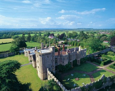 Thornbury Castle Intimate Wedding for Two Package