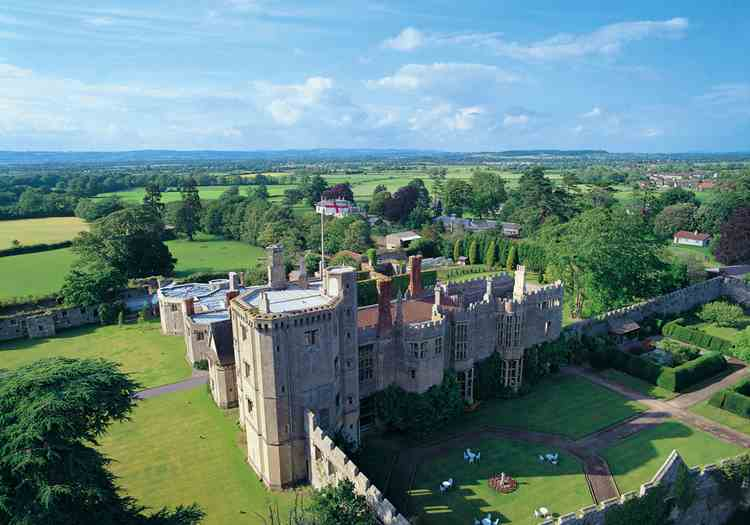 Castle Hotels In England The Best