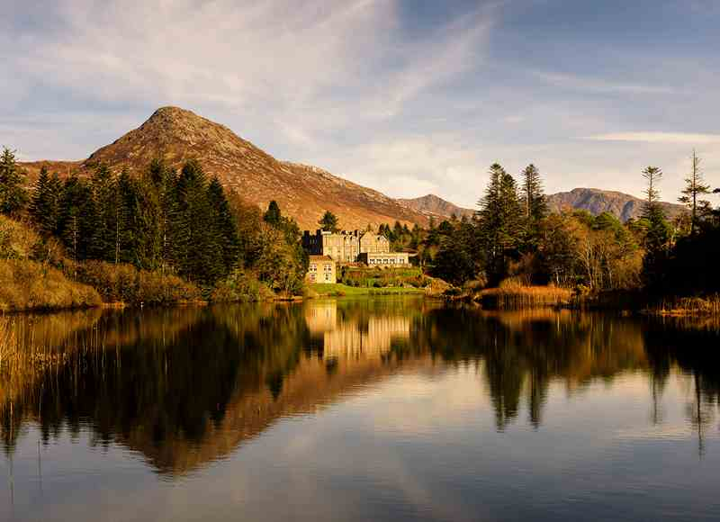 Castle Breaks by Lochs, Loughs and Lakes - Ballynahinch Castle