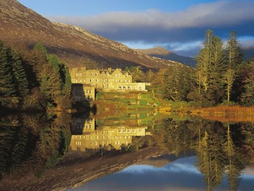 Ballynahinch Castle - When You Love Someone Package ... From €385 per person: