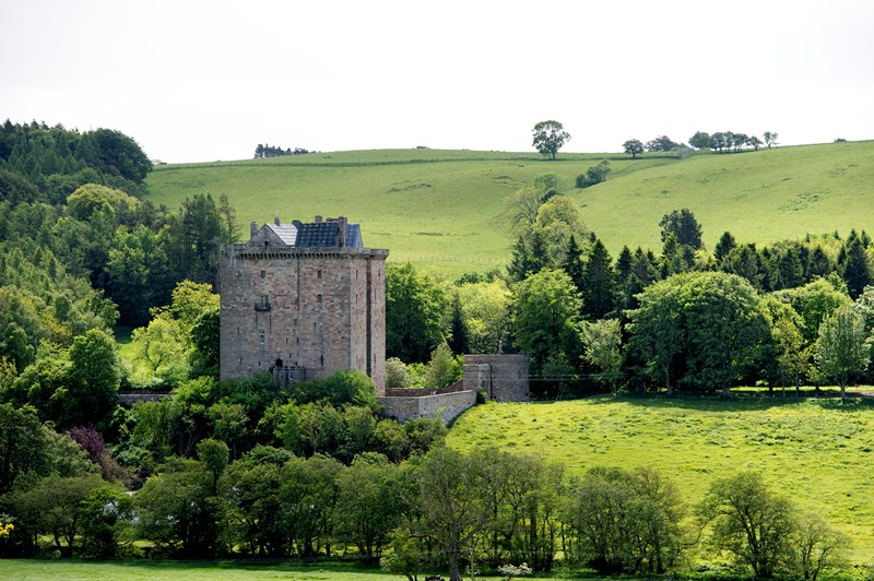 Best Scottish Castle Stay for the New Year