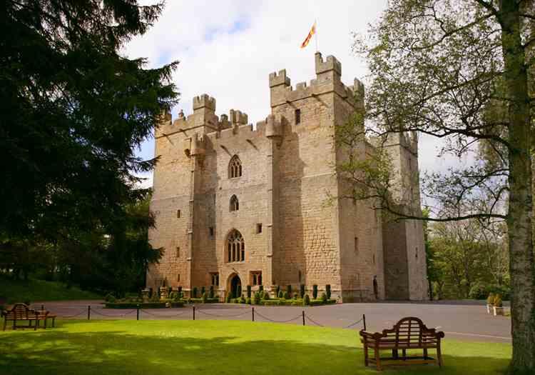 Langley Castle 0