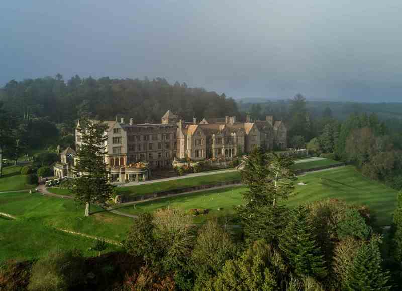 Castle Spa Breaks - Bovey Castle