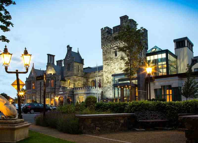 Best Value Christmas Getaways - Clontarf Castle
