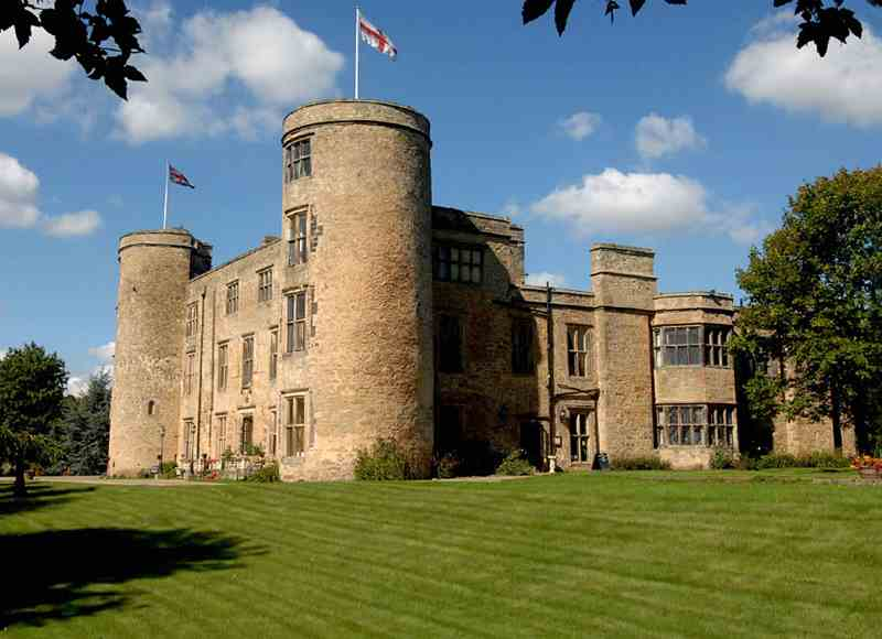 Great Value New Year - Walworth Castle