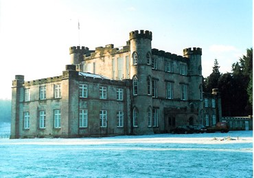 Celebrate Christmas at Melville Castle 2017