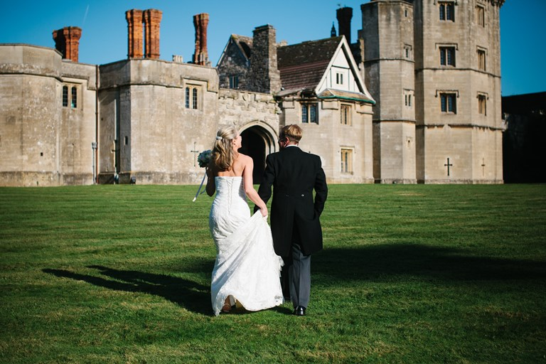 Top 5 Small Castle Wedding Venues