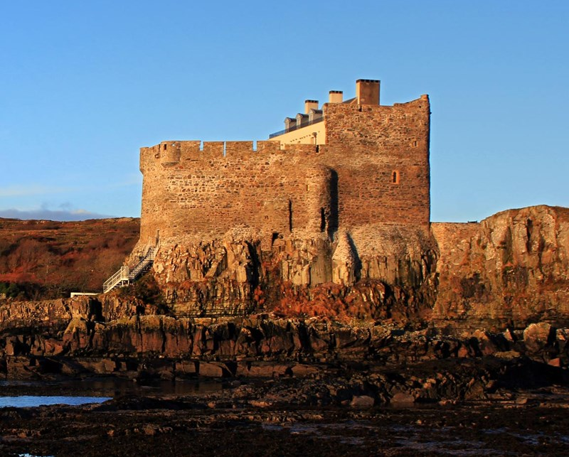 Top Castles by the Sea