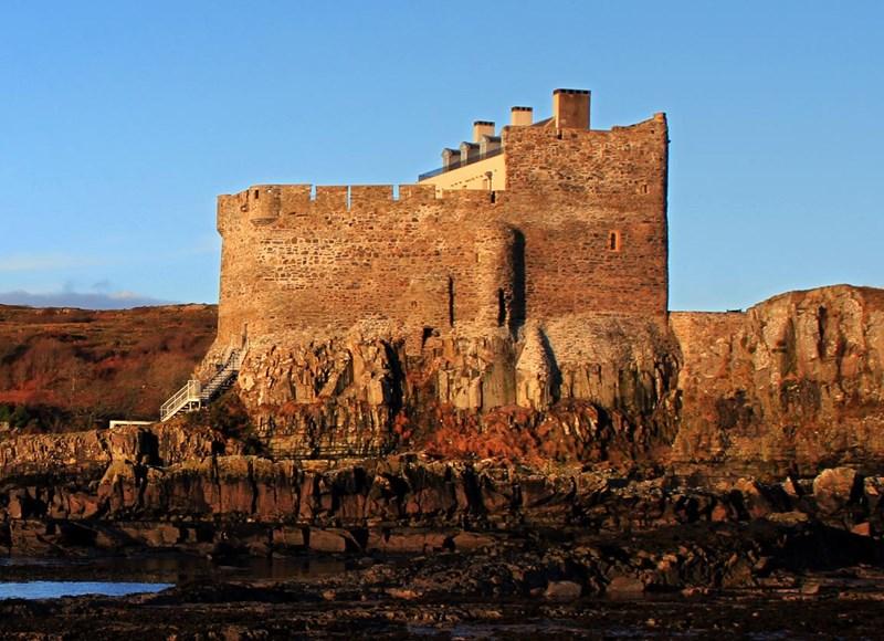 Mingary Castle